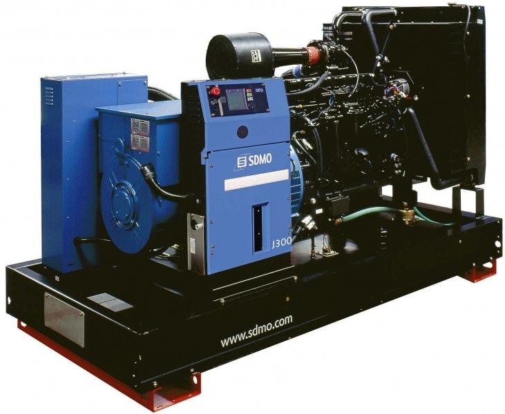 Дизельная электростанция SDMO J300K Nexys, 400/230В, 220 кВт