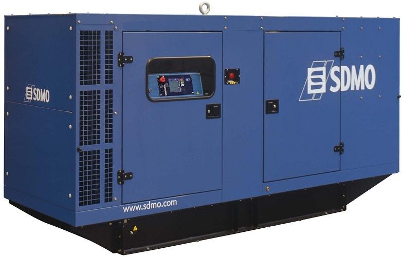 Дизельная электростанция SDMO J400K Telys Silent, 400/230В, 292 кВт