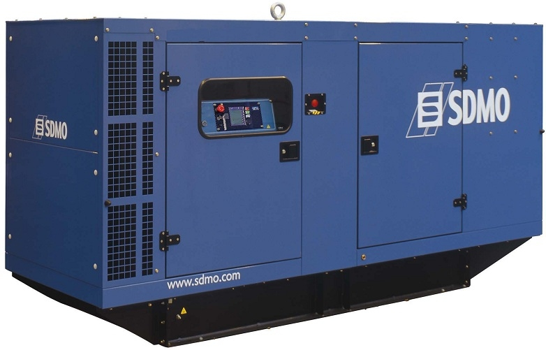 Дизельная электростанция SDMO J440K Telys Silent, 400/230В, 320 кВт