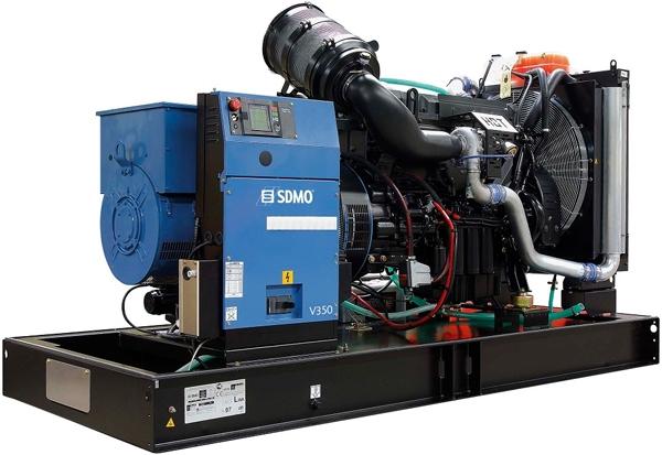 Дизельная электростанция SDMO V350 K, 400/230В, 280 кВт
