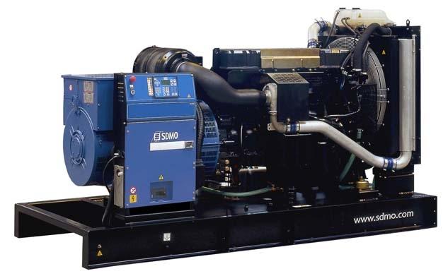 Дизельная электростанция SDMO V375 K, 400/230В, 300 кВт