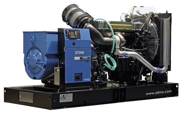 Дизельная электростанция SDMO V410 K, 400/230В, 330 кВт