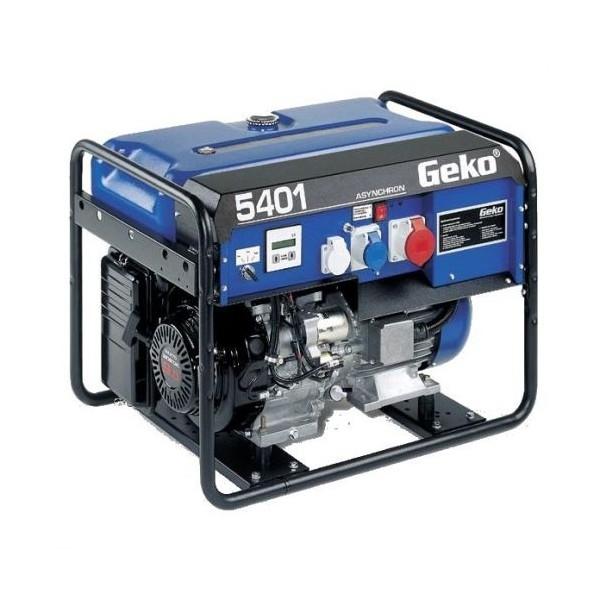Бензогенератор Geko 5401 ED-AA/HHBA 230В/400B, 4 кВт