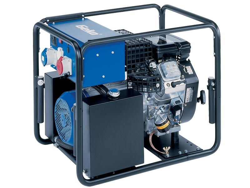 Бензогенератор Geko 9001 ED-AA-SHBA 230/400 В, 8.1 кВт