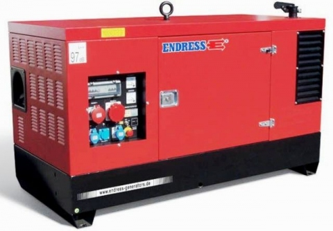 Дизельный электрогенератор ENDRESS ESE 15 YW/MS