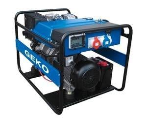 Дизельная электростанция Geko 10010 E-S/ZEDA  230 В, 7 кВт