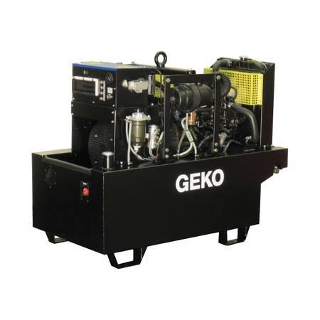 Дизельная электростанция Geko 11010 E-S/MEDA  230 В, 8,5 кВт
