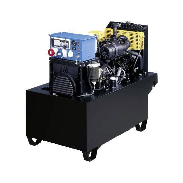 Дизельная электростанция Geko 15010 E-S/MEDA 230 В, 11 кВт