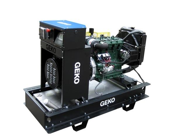 Дизельная электростанция Geko 15012 ED-S/TEDA 230/400 В, 12 кВт