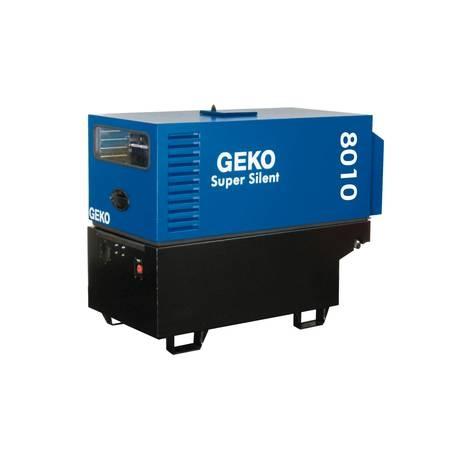 Дизельная электростанция Geko 8010 ED-S/MEDA SS 400/220 В, 8 кВ