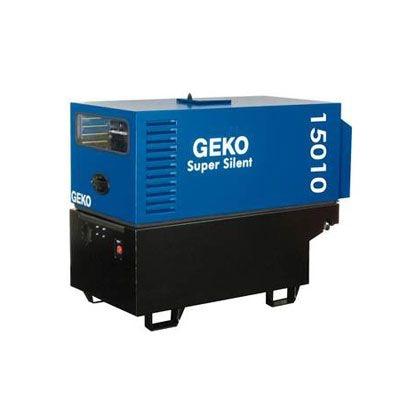 Дизельная электростанция Geko 15010 E-S/MEDA SS 220 В, 14 кВт