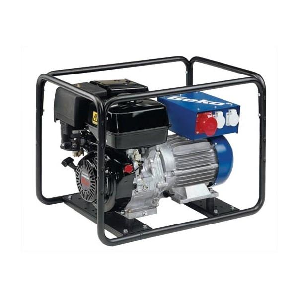 Бензогенератор Geko 4400 ED-A/HHBA 400/230В, 3.8 кВт