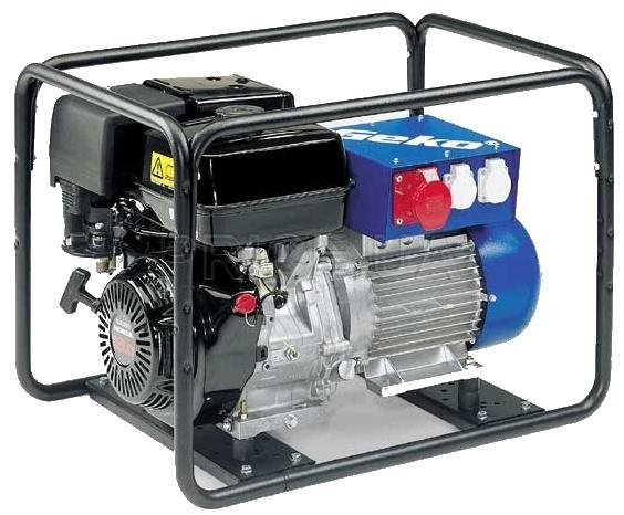 Бензогенератор Geko 6400 ED-AA/HEBA 400/230В, 5.9 кВт