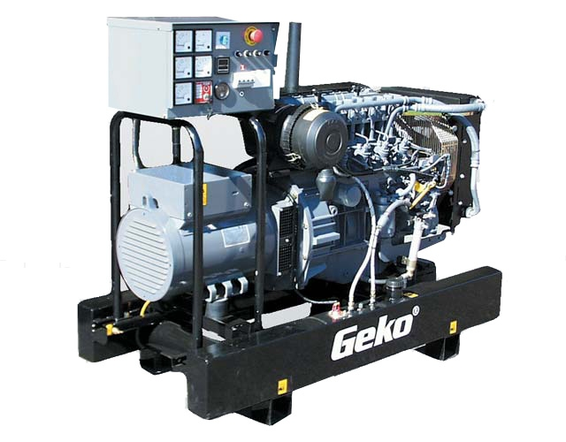 Дизельная электростанция Geko 30003 ED-S/DEDA  230/400 В, 22 кВт