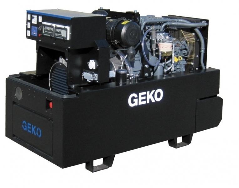Дизельная электростанция Geko 30010 ED-S/DEDA 230/400 В, 26 кВт