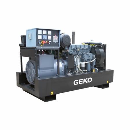 Дизельная электростанция Geko 85003 ED-S/DEDA 230/400 В, 62 кВт