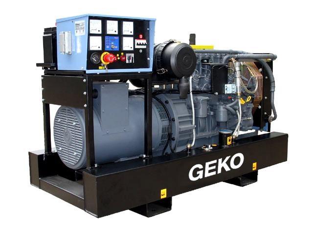 Дизельная электростанция Geko 100003 ED-S/DEDA 230/400 В, 84 кВт