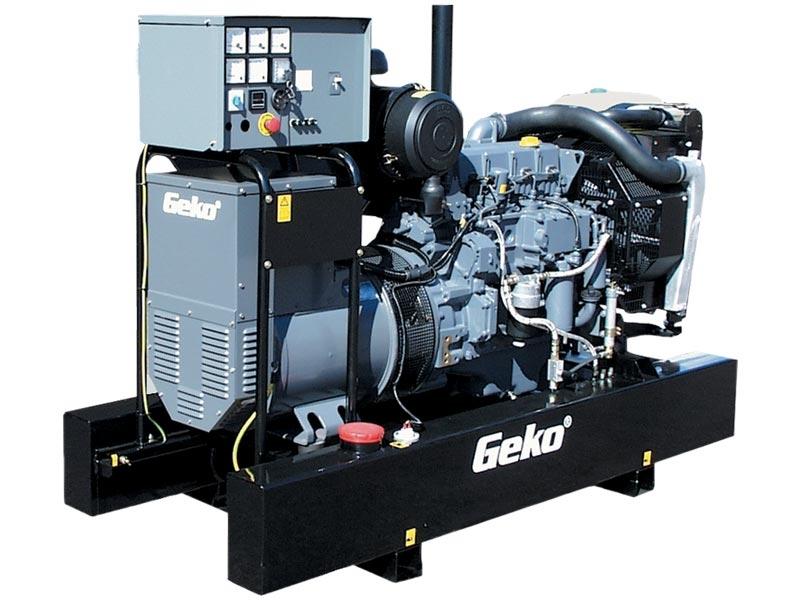 Дизельная электростанция Geko 150003 ED-S/DEDA 230/400 В,120 кВт