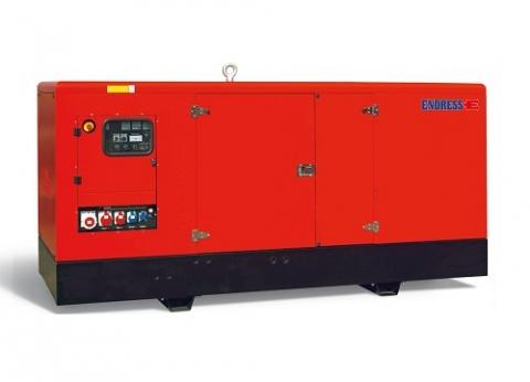Дизельный электрогенератор ENDRESS ESE 220 DW-B