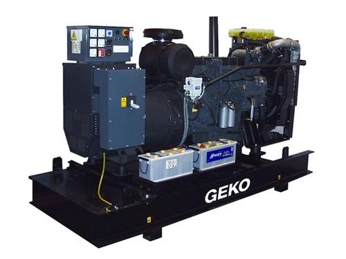 Дизельная электростанция Geko 250003 ED-S/DEDA 230/400 В,200 кВт