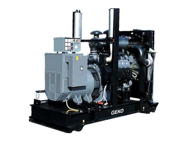 Дизельная электростанция Geko 430003 ED-S/DEDA 230/400 В,344 кВт