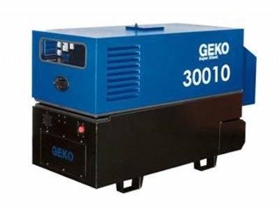 Дизельная электростанция Geko 30010 ED-S/DEDA SS 230/400 В, 24 кВт