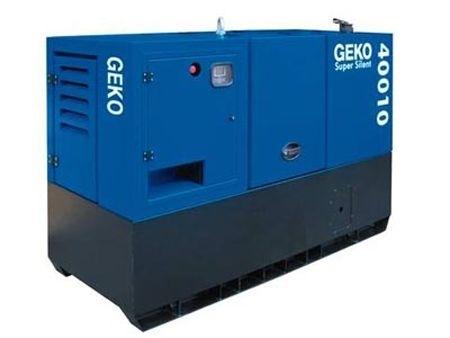 Дизельная электростанция Geko 40010 ED-S/DEDA SS  230/400 В, 36 кВт