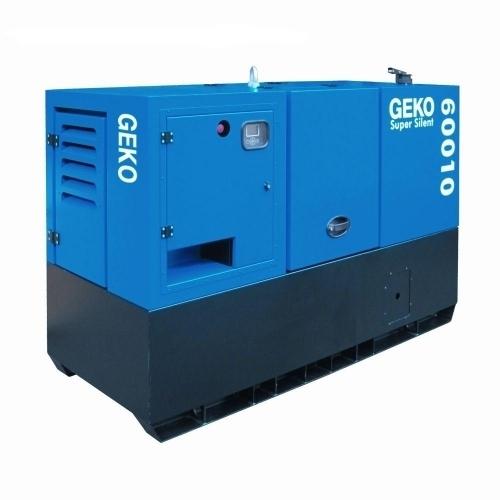 Дизельная электростанция Geko 60010 ED-S/DEDA SS  230/400 В, 48 кВт