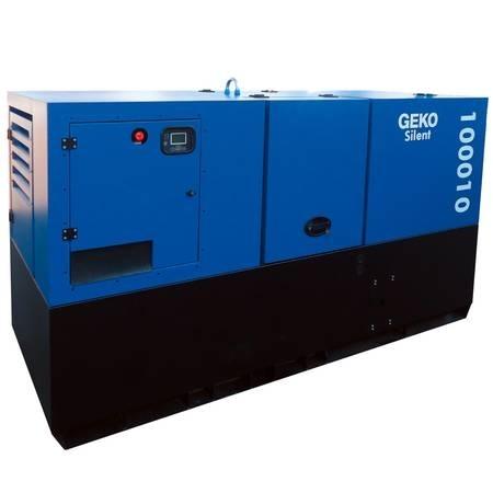 Дизельная электростанция Geko 100010 ED-S/DEDA  SS  230/400 В, 80 кВт