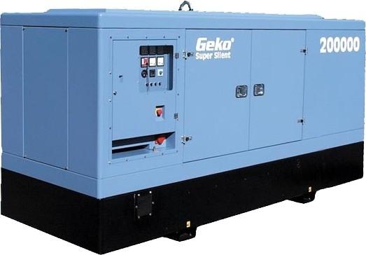 Дизельная электростанция Geko 200003 ED-S/DEDA S 230/400 В, 160 кВт
