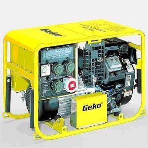 Бензогенератор Geko 5000 ED-AA/SEBA 230/400 В, 4.5 кВт