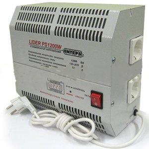 Стабилизатор напряжения Lider PS1200W-30