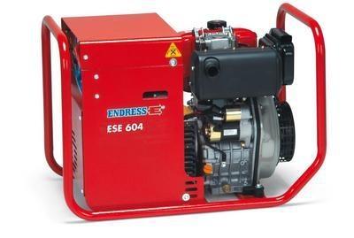 Дизельный электрогенератор ENDRESS ESE 604 YS ES DI
