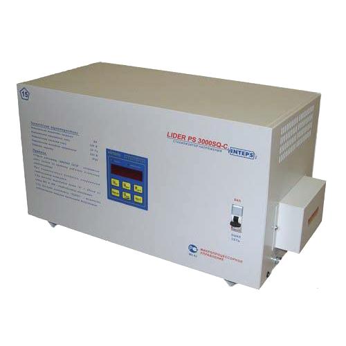 Стабилизатор напряжения Lider PS3000SQ-C-15