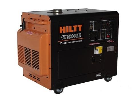 Дизель-генератор HILTT GF6500KE