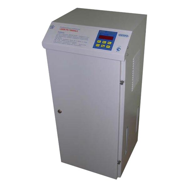 Стабилизатор напряжения Lider PS7500SQ-C-15