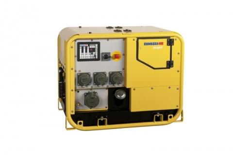Бензиновый электрогенератор ENDRESS ESE 607 DBG DIN