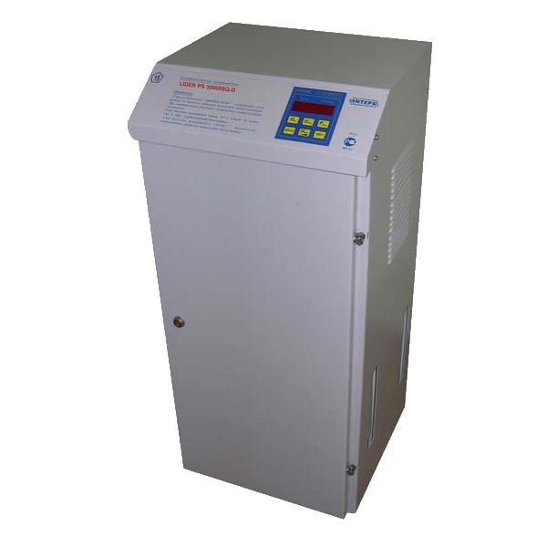 Стабилизатор напряжения Lider PS30000SQ-D-15