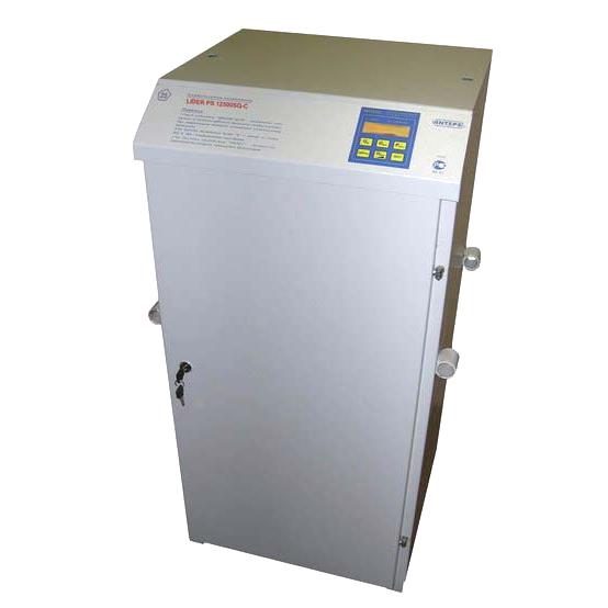 Стабилизатор напряжения Lider PS12000SQ-C-15