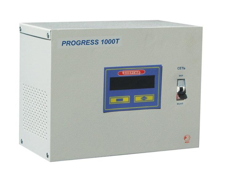 Стабилизатор напряжения Progress 1000T