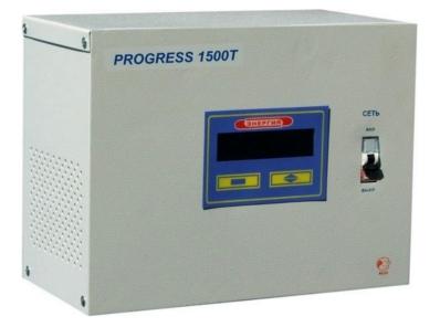 Стабилизатор напряжения Progress 1500T