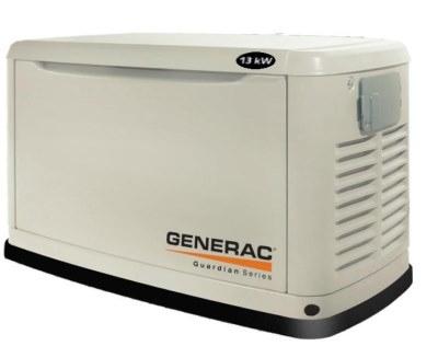 Газовый электрогенератор 13 кВт Generac 5916