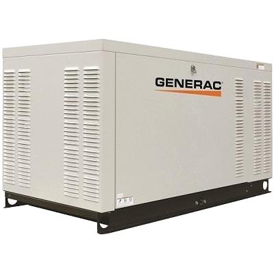 Генератор с жидкостным охлаждением Generac QT027