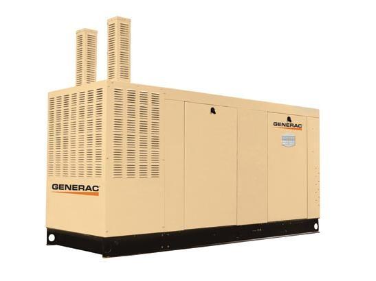 Генератор с жидкостным охлаждением Generac SG100