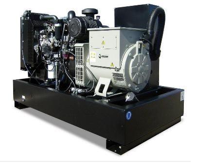 Дизельный генератор Gesan DPB 25E LS MF