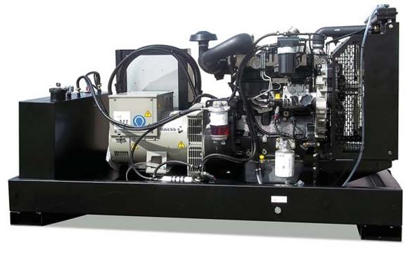Дизельный генератор Gesan DPB 35E LS MF