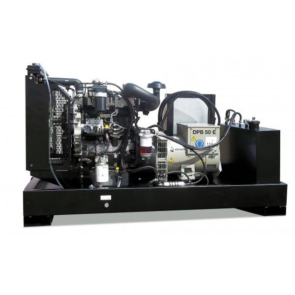 Дизельный генератор Gesan DPB 50E LS MF