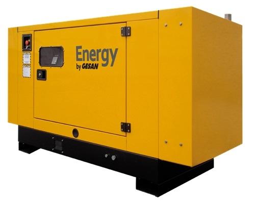 Дизельный генератор Gesan DPBS 35E LS MF