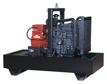 Дизельный генератор Gesan DPA 25E MF LS
