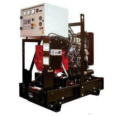 Дизельный генератор Gesan DPA 35E MF LS